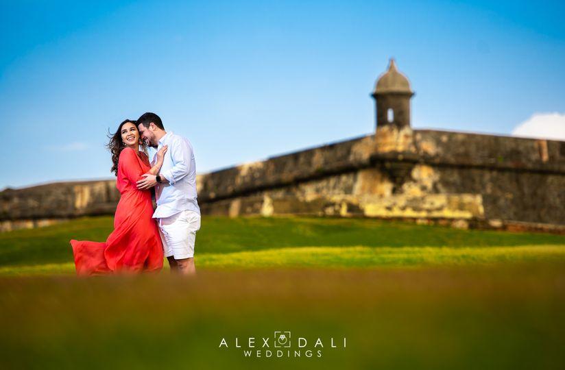 Alex & Dali Wedding Photography