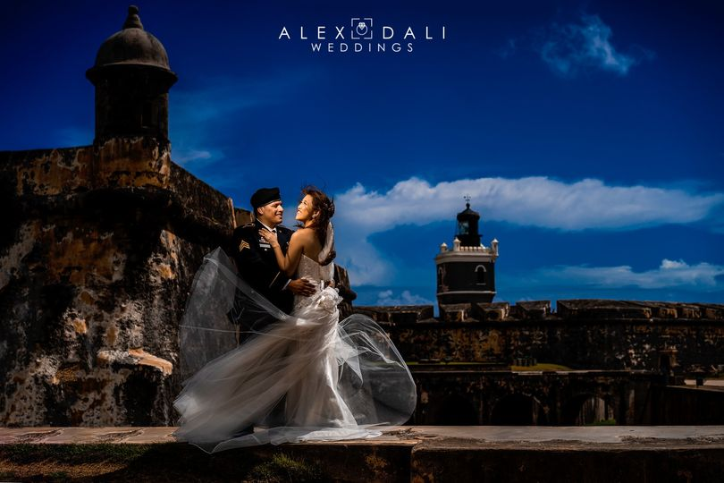 Alex & Dali Wedding Photography