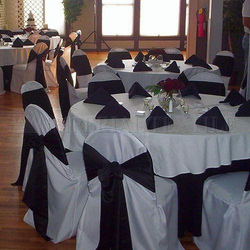 Tmx 1352314757873 ChairSashesinBlack Buffalo wedding eventproduction