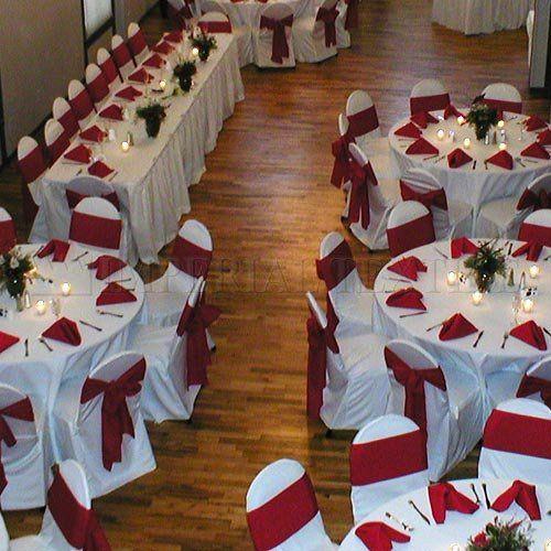 Tmx 1352314758474 ChairSashesinRed Buffalo wedding eventproduction