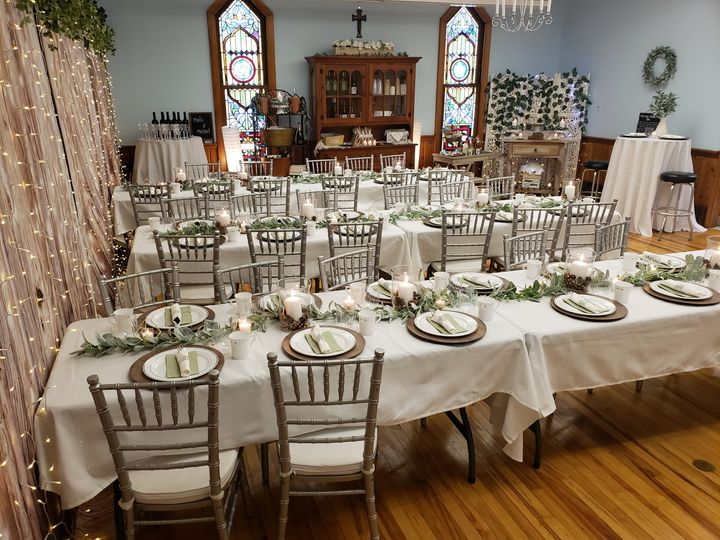 Seating for reception