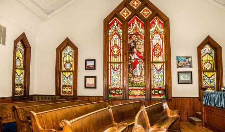 Goshen Historic Church and Sacred Estate- Cape May County
