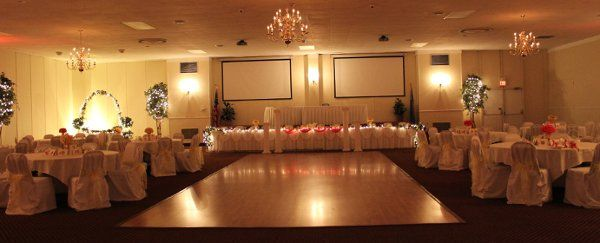 Banquet Hall - Wedding