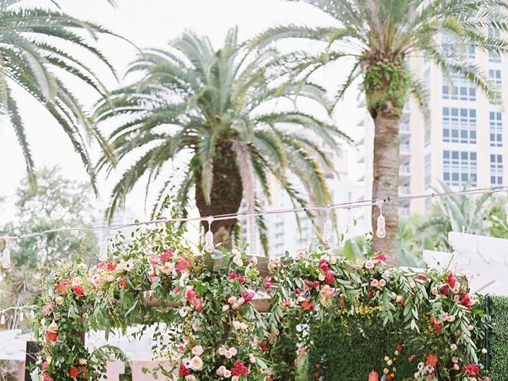 Tmx Elegant Floral Filled Florida Wedding 0024 51 90072 157687470320732 Saint Petersburg, FL wedding venue