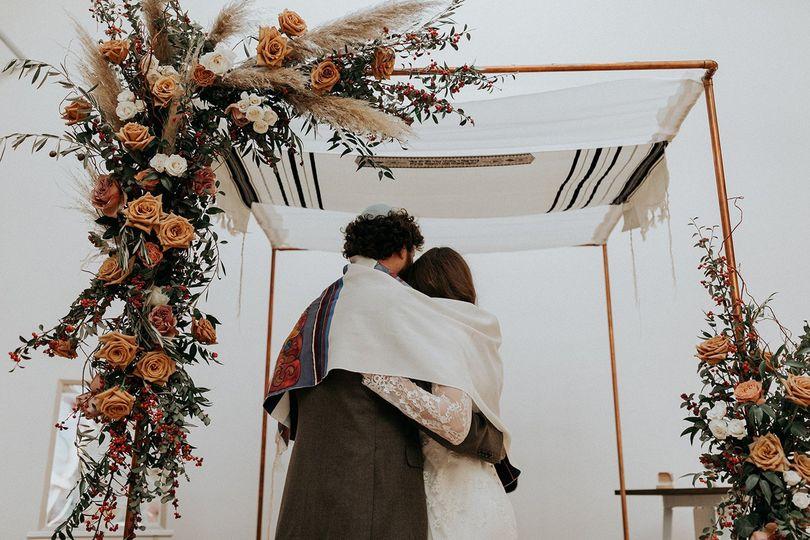 Jewish wedding- Alisha Tova