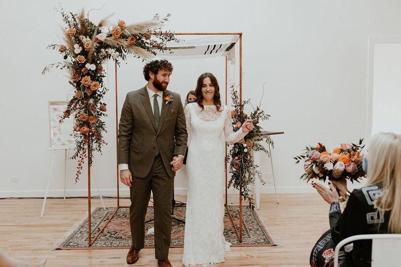 Jewish wedding - Alisha Tova