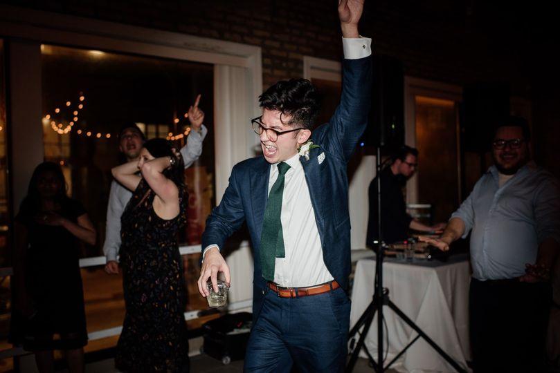 Groom Dancing - Shutter Sam