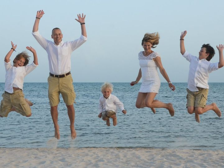 Family Wedding in Key West