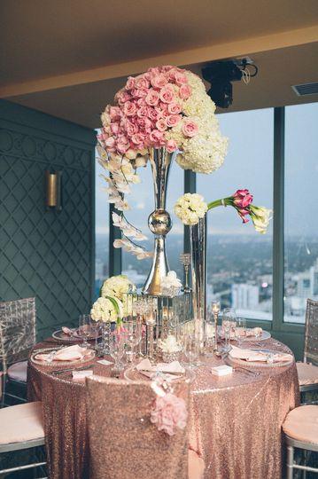 Wedding Flowers Design
