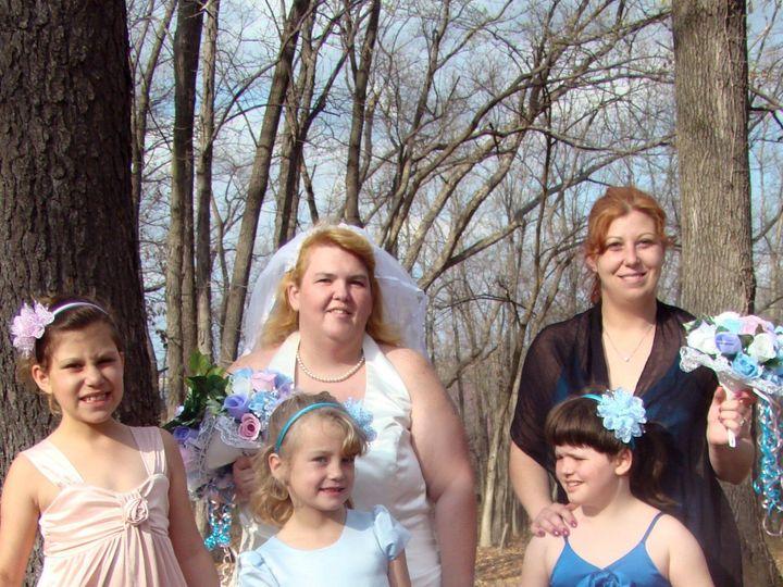 Tmx 1369430716230 Bridal Party   Aushie Bride Brianna Alexis  Skylar Stockton wedding planner
