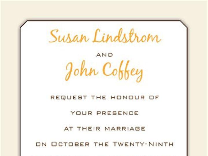 Tmx 1313610513786 Invites5x7Page12 Detroit Lakes wedding invitation