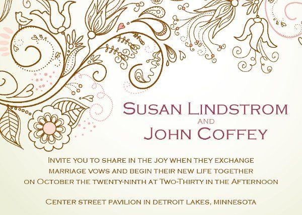 Tmx 1313610568043 Invites7x5Page01 Detroit Lakes wedding invitation