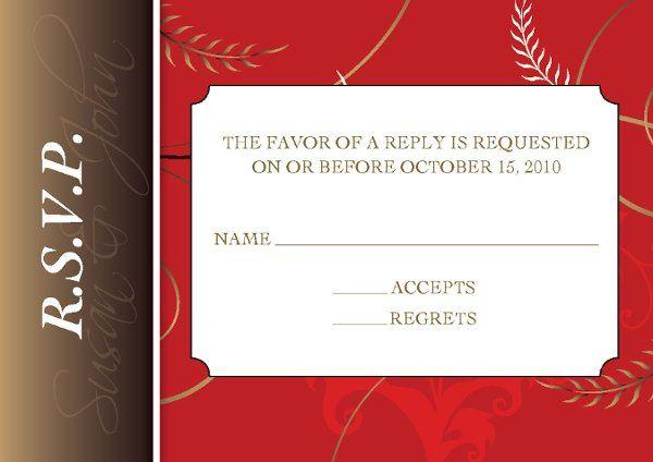 Tmx 1313610620817 RSVP6x425Page03 Detroit Lakes wedding invitation