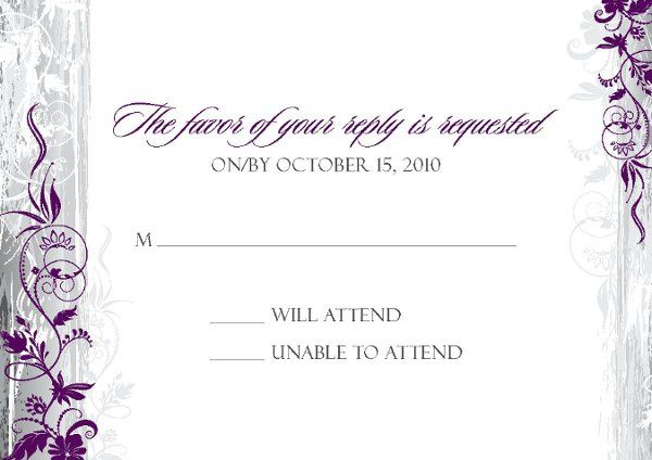 Tmx 1313610645933 RSVP6x425Page18 Detroit Lakes wedding invitation