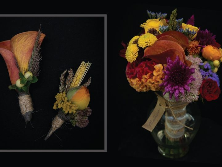 Tmx 1421596862907 Bridalshow2015 01 6 Rehoboth wedding florist