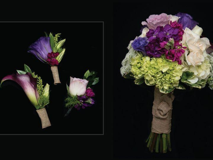 Tmx 1421596867094 Bridalshow2015 01 7 Rehoboth wedding florist