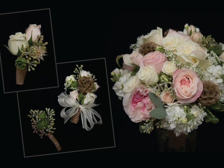 Tmx 1421596871987 Bridalshow2015 01 8 Rehoboth wedding florist