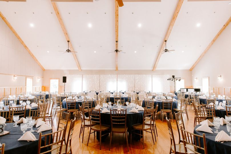 Indoor venue Laura Wills Photography