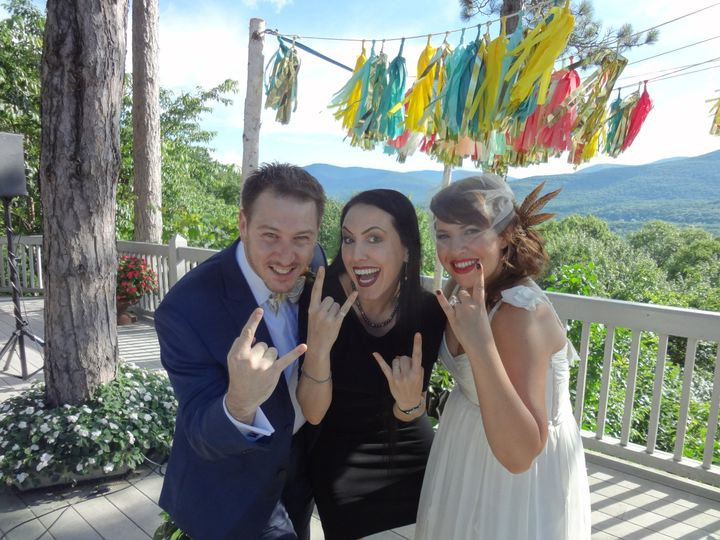 Tmx 1392139923516 Aubreymitc Forest Hills wedding officiant