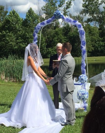 24941b8bcca9d998 Outdoor Wedding