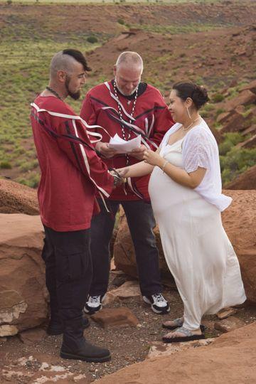 Tiah Wedding