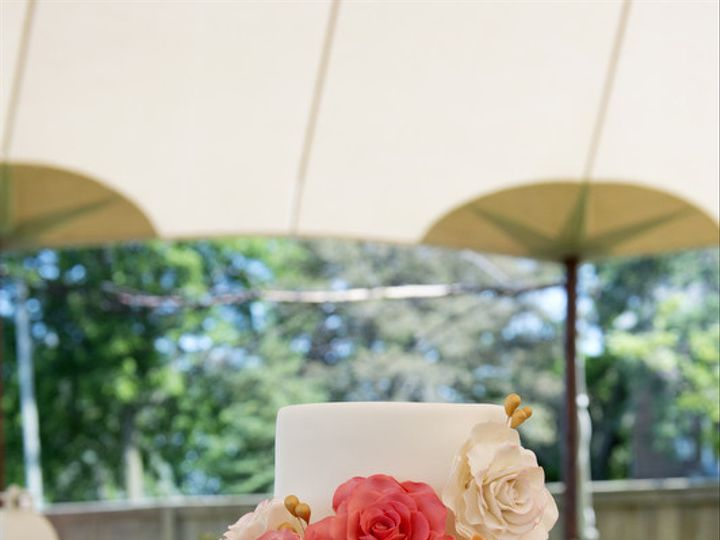 Tmx 1433173817043 062114 Val  Ryan 904 Ann Arbor, MI wedding cake