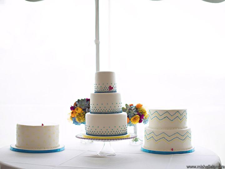 Tmx 1433173901910 Gasperutkrausemishellelamarandphotographymishellel Ann Arbor, MI wedding cake