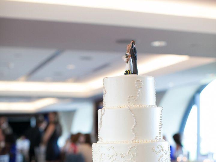 Tmx 1433174596580 Cake Pic For Emily Ann Arbor, MI wedding cake