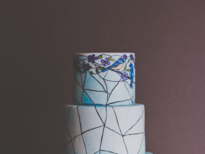 Tmx 1433175017264 Img2731 Ann Arbor, MI wedding cake