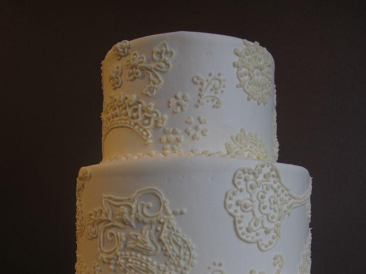 Tmx 1433176260862 Jones 8.17.13 Ann Arbor, MI wedding cake