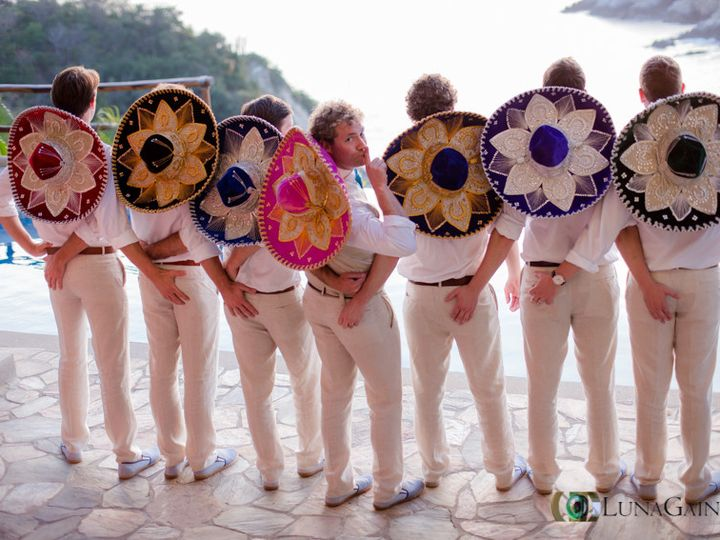 Tmx 1426362499146 Img0784 Santa Cruz Huatulco CP wedding photography