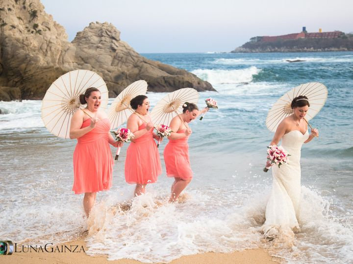 Tmx 1430250629133 Img0480 3 Santa Cruz Huatulco CP wedding photography