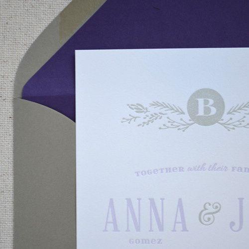 Tmx 1442863444727 Frolickletterpressinvitation Charlotte, NC wedding invitation