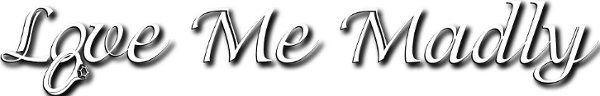 madly logo white