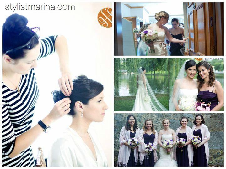 marina weddings
