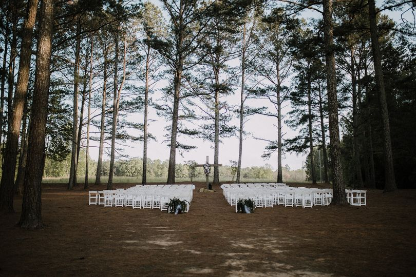 Ceremony in the Pines
