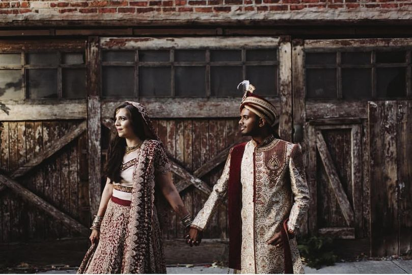 Rustic Traditiona Indian Weddi