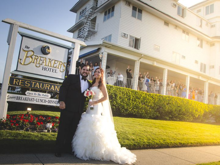 Tmx 1520964482 D94ee958867df615 1520964481 3f42e46fb2af9642 1520964475361 1 1 Breakers Spring Lake, NJ wedding venue