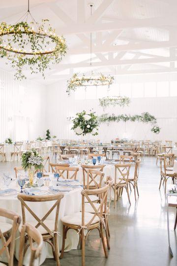 High End Farmhouse Wedding