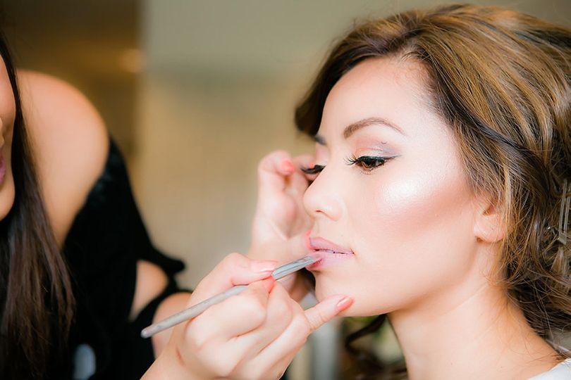 infinitebeautyla makeupapply 800p 51 354172 157913311793328