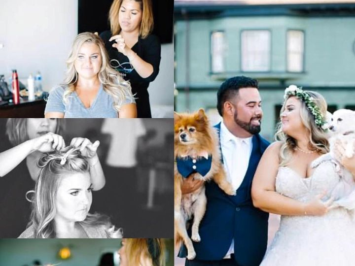 Tmx 1457930359425 123455639294221204763145260079106840851472n Burbank, CA wedding beauty
