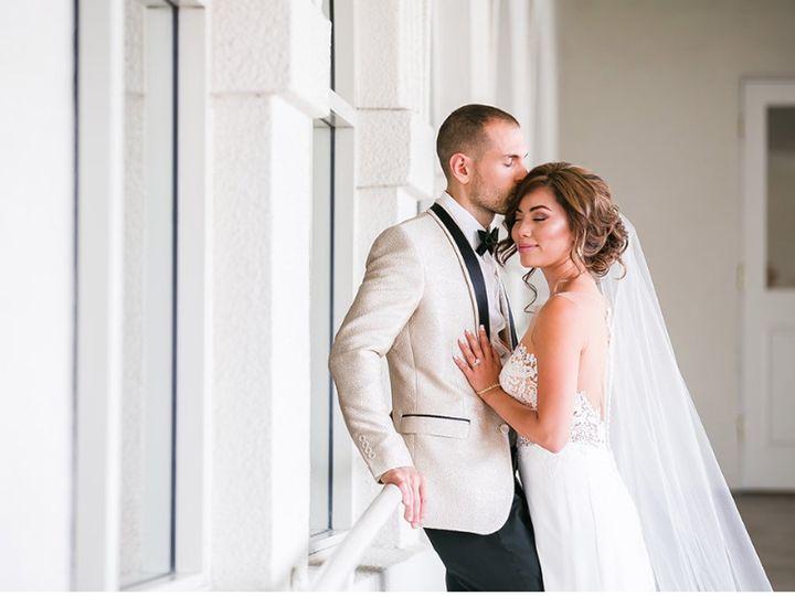 Tmx Infinitebeautyla Weddingcouplesmilekiss2 800p 51 354172 157913311729130 Burbank, CA wedding beauty