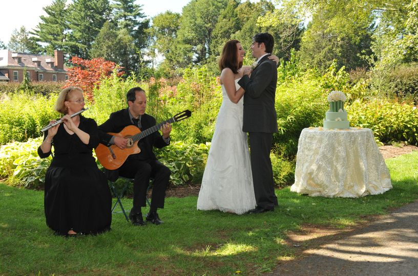 Music for the wedding
