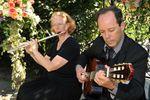 Alla Breve Flute & Guitar Duo image