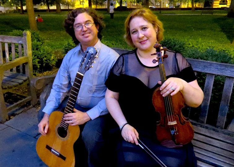 Guitar & Violin duet