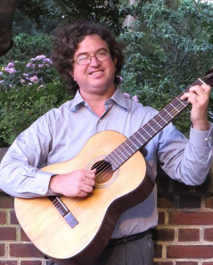 Ross Mann, guitar