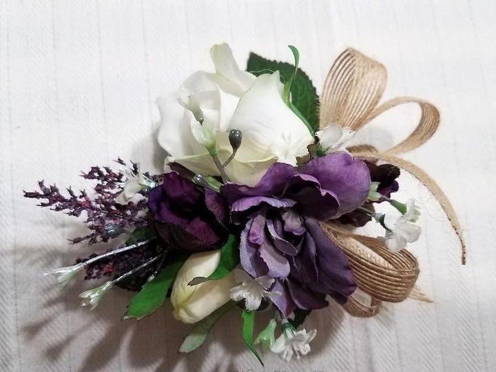 Tmx 1520944115 1b0833f370fdebc4 1520944114 07c9b9d1e19daa73 1520944116178 4 Carla Baker  7  Allison, IA wedding florist
