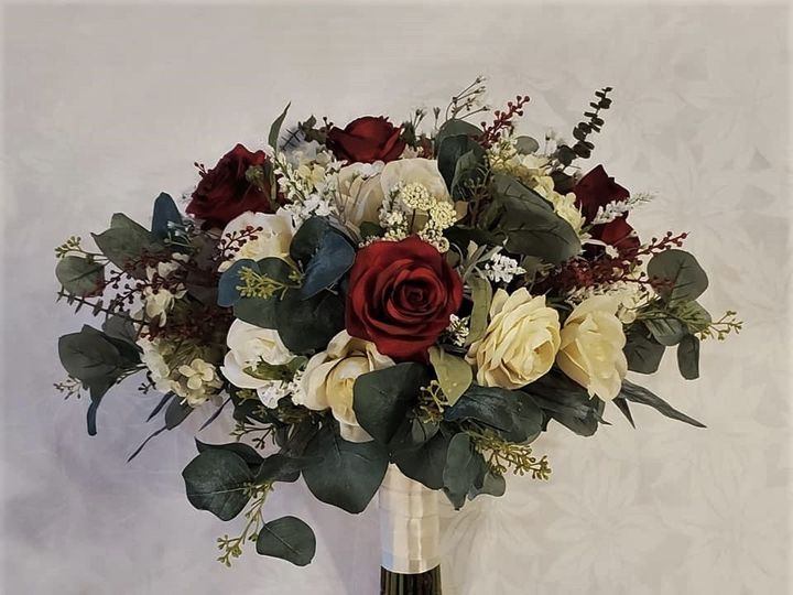 Tmx Tiffany Forrest2 Bridal 51 965172 158196950244929 Allison, IA wedding florist