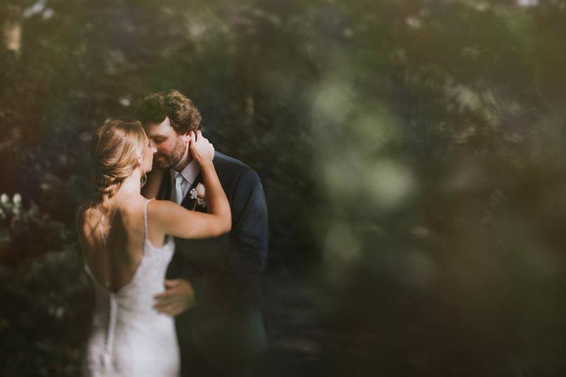divine spring lake park wedding couple portrait