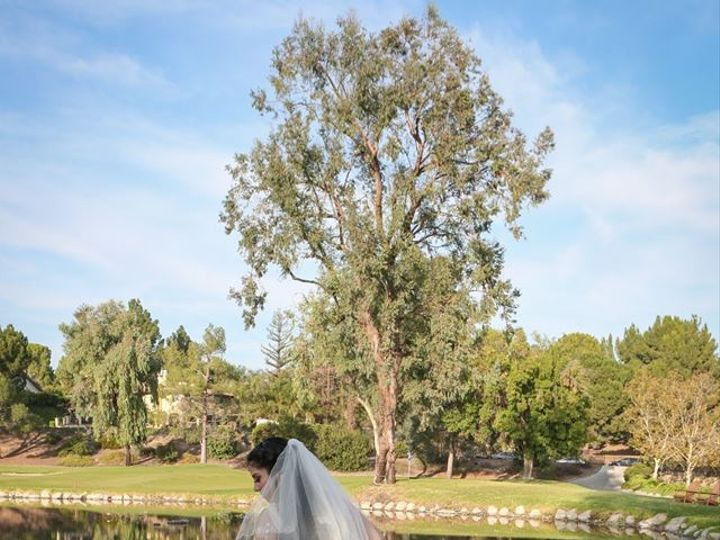 Tmx Bride By Lake 51 27172 V2 Porter Ranch, CA wedding venue